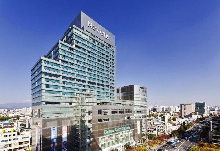 大邱诺富特国宾酒店(Novotel Ambassador Daegu)