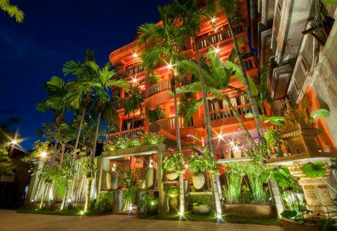金蝴蝶别墅酒店(Golden Butterfly Villa)