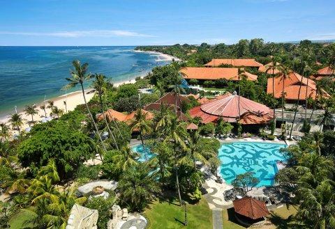 巴厘岛莱茵海滩酒店(Inna Grand Bali Beach Hotel)