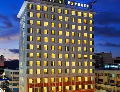 哥打京那巴鲁城市快捷酒店(Cititel Express Kota Kinabalu)