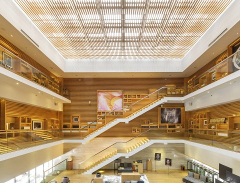 杭州西溪天堂丽呈西轩酒店
