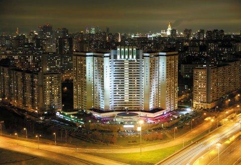 莫斯科萨吕酒店(Hotel Salut Moscow)
