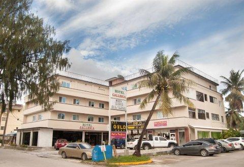 塞班广场酒店(Hotel Galleria Saipan)