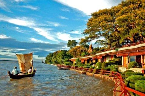 旧蒲甘坦德酒店(Bagan Thande Hotel - Old Bagan)