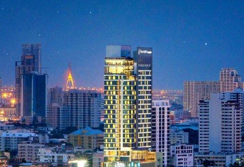 曼谷艾塔斯隆披尼酒店(Aetas Lumpini)