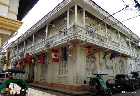 市中市白骑士酒店(White Knight Hotel Intramuros)