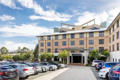 布里斯班花园城市旅行者酒店(Travelodge Hotel Garden City Brisbane)