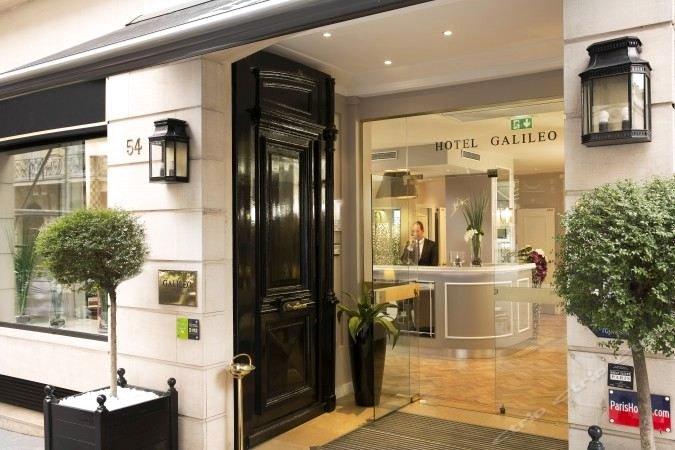 香榭丽舍大道伽利略酒店(Hôtel Galileo Champs Elysées)