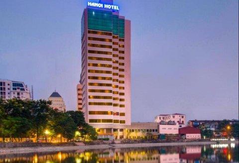 河内酒店(Hanoi Hotel)