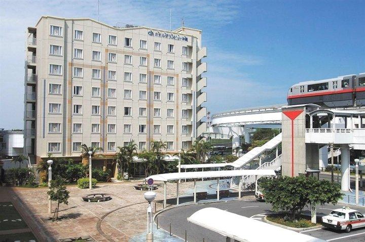 冲绳岛格兰景观酒店(Hotel Gran View Okinawa)
