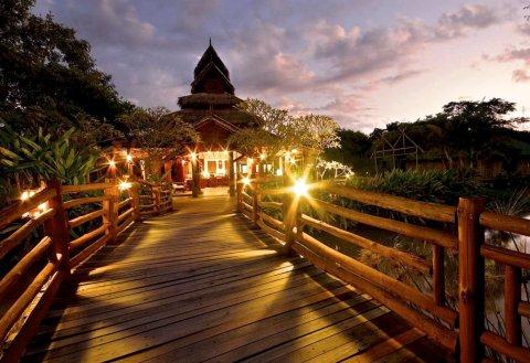 拜县温泉疗养度假村(Pai Hotspring Spa Resort)