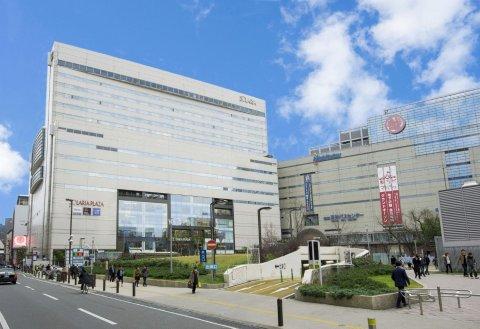 福冈日光西铁酒店(Solaria Nishitetsu Hotel Fukuoka)