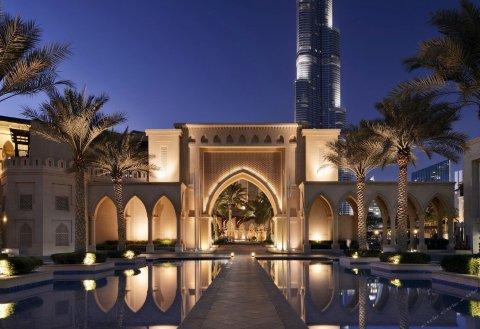 迪拜市中心皇宫酒店(Palace Downtown)
