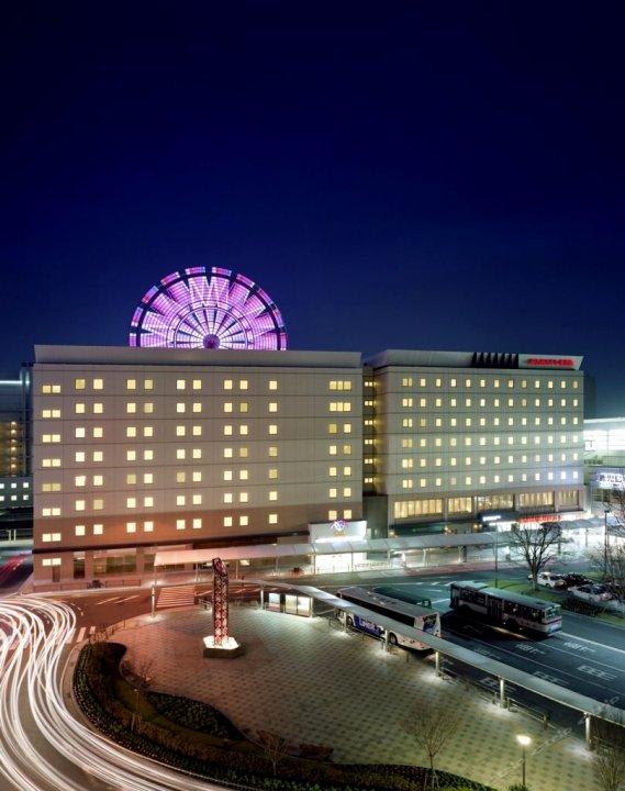 鹿儿岛JR九州酒店(Jr Kyushu Hotel Kagoshima)