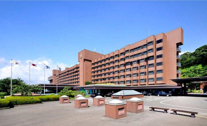 鹿儿岛城山酒店(SHIROYAMA HOTEL kagoshima)