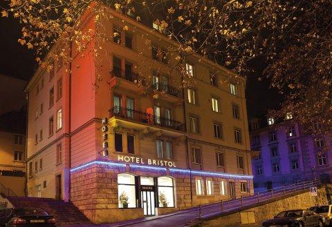 苏黎世布里斯托尔酒店(Hotel Bristol Zurich)