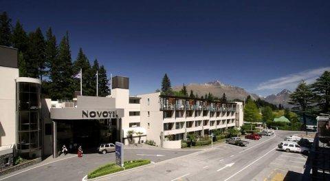 皇后镇湖畔诺富特酒店(Novotel Queenstown Lakeside)
