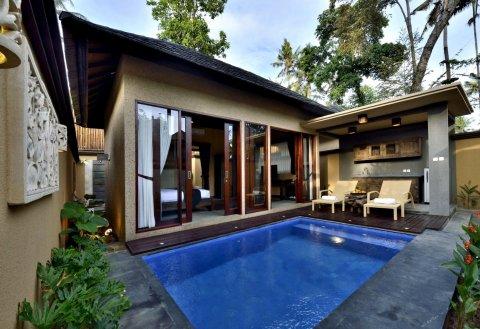 巴厘岛乌布吉诺菲鲁奇别墅(Gino Feruci Villa & Spa Ubud Bali)