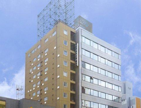 东京筑地坂商务酒店(Tsukiji Business Hotel Ban Tokyo)