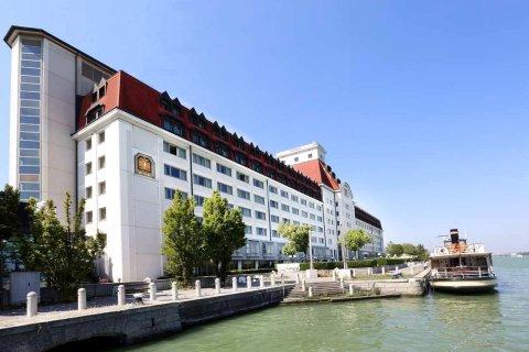 希尔顿维也纳多瑙河滨酒店(Hilton Vienna Danube Waterfront)