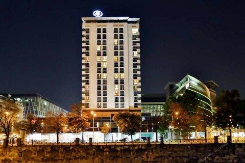 希尔顿维也纳酒店(Hilton Vienna Park)
