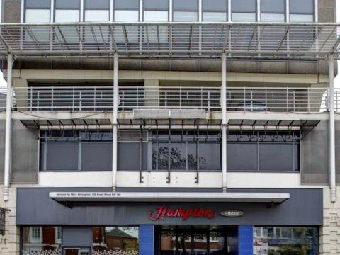 希尔顿伯明翰大街欢朋酒店(Hampton by Hilton Birmingham Broad Street)