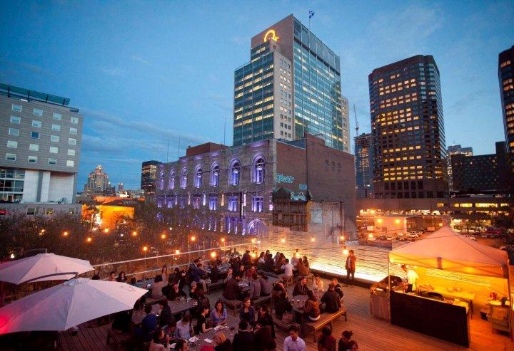 蒙特利尔洲际酒店(InterContinental Montreal)