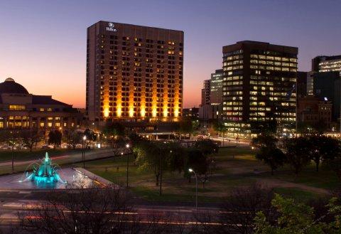 希尔顿阿德莱德酒店(Hilton Adelaide)