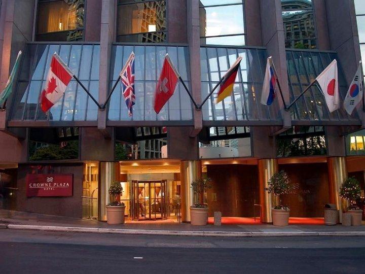西雅图市中心皇冠假日酒店(Crowne Plaza Seattle)