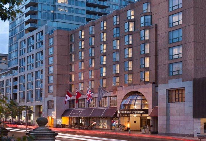 多伦多约克维尔洲际酒店(InterContinental Toronto Yorkville)