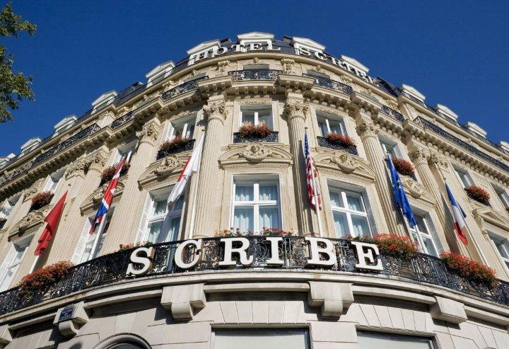 巴黎斯克里布索菲特酒店(Hotel Scribe Paris by Sofitel)