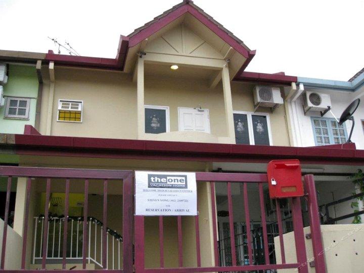 马六甲度假屋酒店(The One Vacation Home)
