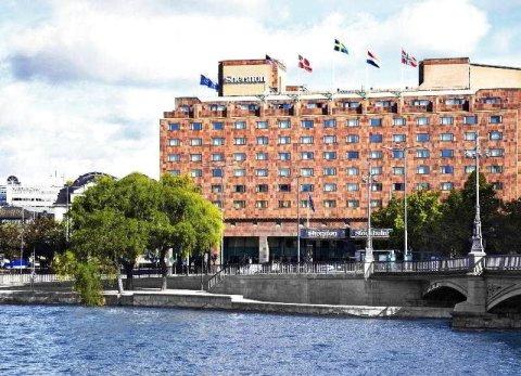 斯德哥尔摩喜来登酒店(Sheraton Stockholm Hotel)
