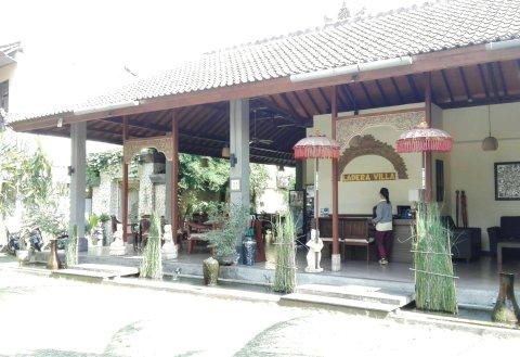 乌布拉德拉别墅酒店(Ladera Villa Ubud)