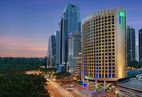 吉隆坡市中心智选假日酒店(Holiday Inn Express Kuala Lumpur City Centre, an Ihg Hotel)