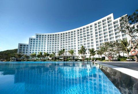 芽庄湾珍珠水疗度假村(Vinpearl Resort & Spa Nha Trang Bay)