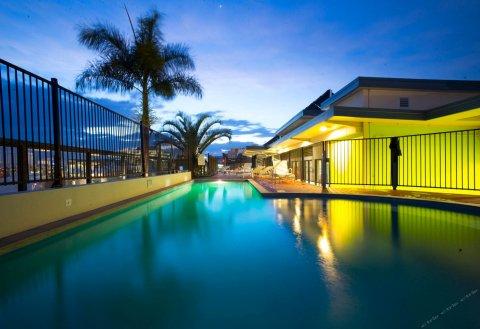 布里斯班青年旅馆(Brisbane City YHA)
