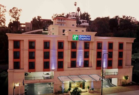 好莱坞星光大道快捷假日酒店(Holiday Inn Express Hollywood Walk of Fame, an IHG Hotel)
