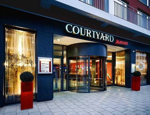 慕尼黑城市中心万怡酒店(Courtyard by Marriott Munich City Center)