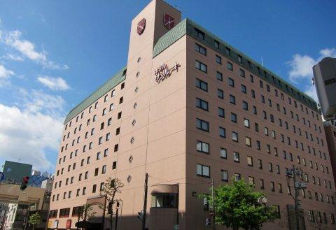 新札幌灿路都大饭店(Hotel Sunroute New Sapporo)