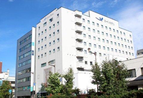 旭川庭院酒店(Court Hotel Asahikawa)