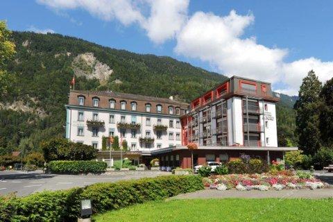因特拉肯多诺德酒店(Hotel du Nord Interlaken)