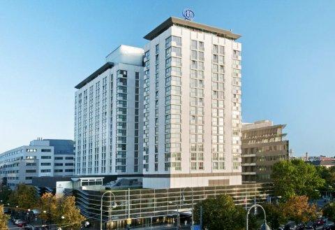希尔顿维也纳公园酒店(Hilton Vienna Park)