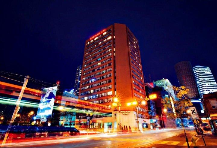 多伦多棒的普莱斯酒店(Bond Place Toronto Hotel)