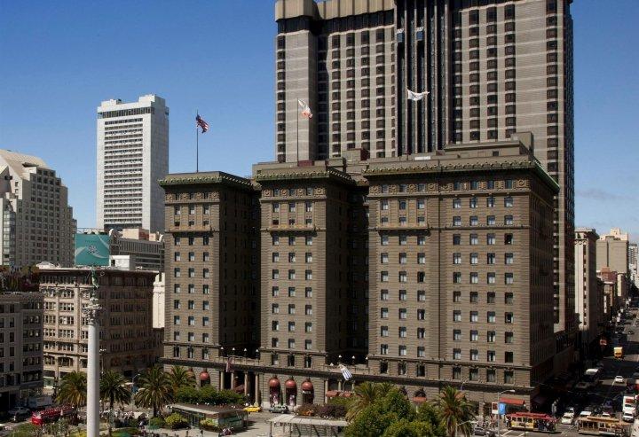 旧金山联合广场圣弗朗西斯威斯汀酒店(The Westin St. Francis San Francisco on Union Square)