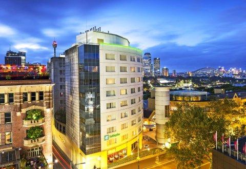 悉尼帕兹角假日酒店(Holiday Inn Potts Point Sydney)