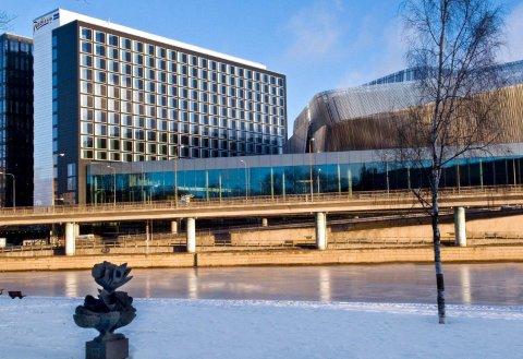 斯德哥尔摩水滨丽笙酒店(Radisson Blu Waterfront Hotel, Stockholm)