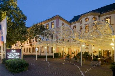 海德堡市中心皇冠假日酒店(Crowne Plaza Heidelberg City Centre)