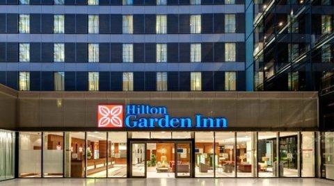 希尔顿花园法兰克福空港酒店(Hilton Garden Inn Frankfurt Airport)