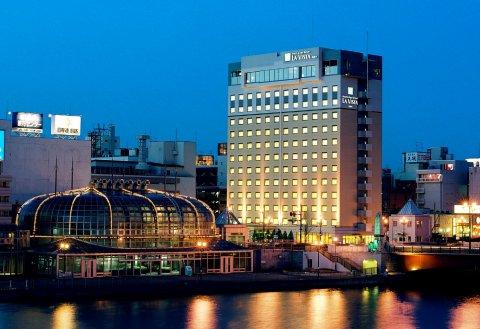 维斯塔库施罗加瓦酒店(La Vista Kushirogawa)